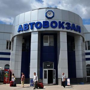 Автовокзалы Нижнего Новгорода