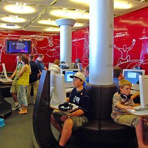 Интернет-кафе Нижнего Новгорода