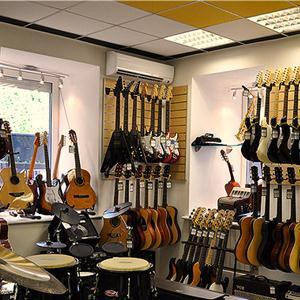 Музыкальные магазины Нижнего Новгорода