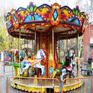 Парки культуры и отдыха Нижнего Новгорода