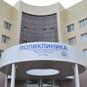 Поликлиники Нижнего Новгорода