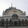 Железнодорожные вокзалы в Нижнем Новгороде
