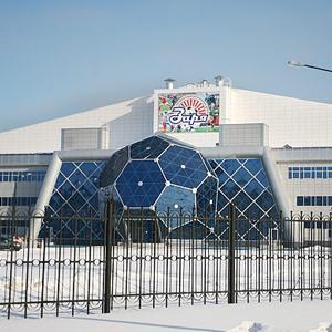 Спортивные комплексы Нижнего Новгорода