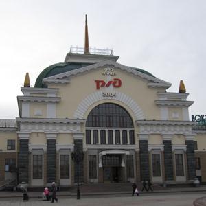 Железнодорожные вокзалы Нижнего Новгорода